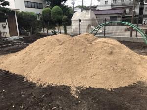 運動場用 岩瀬砂
