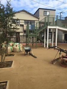 都内 園庭整備工事 実績