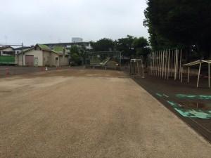 グラウンド改修 選定工法 凍結 泥濘 発生抑制 対策 工事