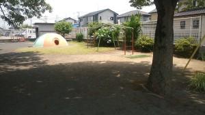 園庭現況調査 1