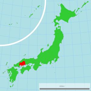 広島県 地図