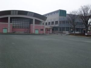 学校グラウンド改良