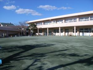 屋外運動場