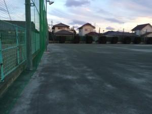 茨城県内 運動広場 グラウンド 改修工事1