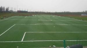 ロングパイル人工芝 中国