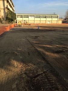 市内小学校グラウンド改修工事