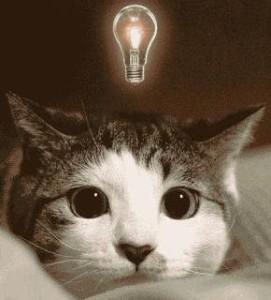 アイデア 閃き