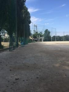 学校校庭 クレイグラウンド改修方法