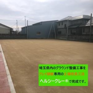 サムネイル ヘルシークレー 完成 埼玉県内
