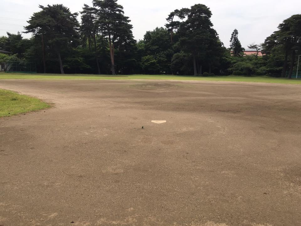 野球場 グラウンド 運動場 土壌改良 新規計画 設計見積
