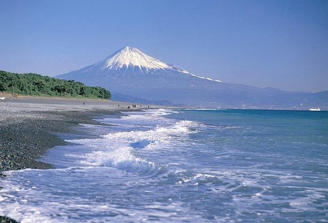 富士山 島原